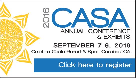 CASA 2016 Conference