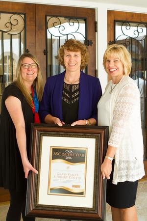 Five ASCs Receive CASA Award for Excellence