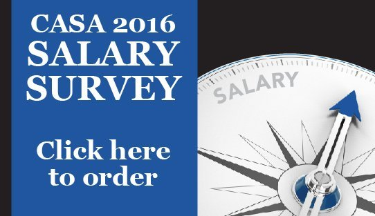 Casa Salary Survey Ad