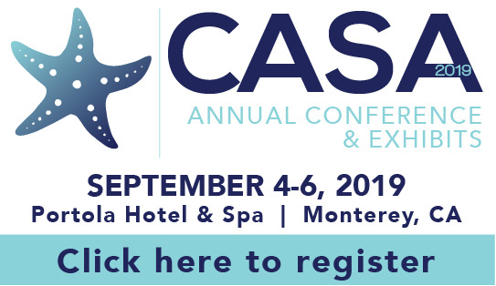 CASA 2019 Conference Home Page Ad