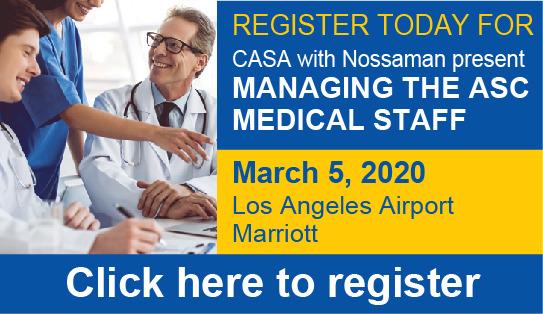 CASA 2020 Legal Seminar Ad